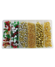 >Creative Christmas Bead Box - 300g