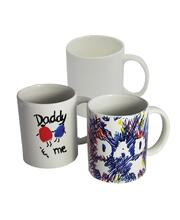 Porcelain/Ceramic - White Mug 350ml