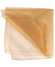 Poly Organza Roll 70cm x 10m - Dark Gold