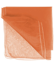 Poly Organza Roll 70cm x 10m - Orange
