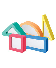 *Safety Mirror Blocks - Assorted 10pk