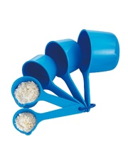 Plastic Measuring Cups - Set of 4