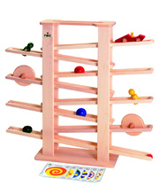 NIC Multi-Race 8 Track Marble Run