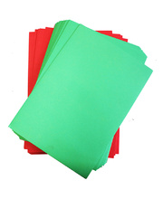 >Cover Paper 125gsm A4 - Christmas Colours 200pk