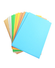 Cover Paper 125gsm Nature Colours 250pk - A4 Assorted