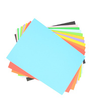 Cover Paper 125gsm 450 x 630mm 250pk  - Assorted 10 Colours