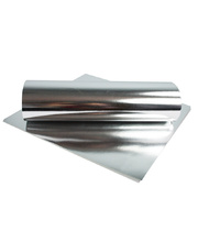 Kinder Squares Large 250 x 250mm - Silver 100pk