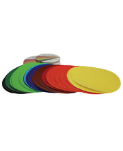 Kinder Circles Small 120mm - Glossy Assorted 100pk