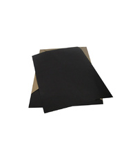 Surface Paper Black Matt 80gsm - 510 x 760mm 250pk