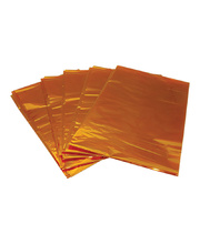 Cellophane 900 x 1000mm 25pk - Yellow