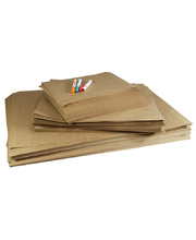 Brown Kraft Paper 70gsm - 1/2 Easel 380 x 510mm 500pk