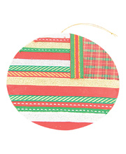 *SPECIAL: Paper Mache Tags Small Round - 3pk