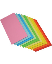 Kinder Rectangles 125 x 250mm - Matt 360pk