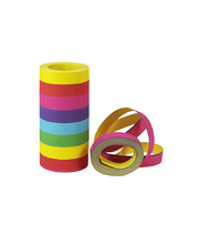Paper Streamers Assorted - 54pk
