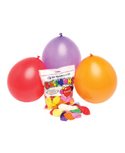 Balloons 30cm Assorted Colours - 100pk