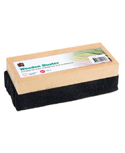 EC Wooden Blackboard Duster - 100 x 50mm