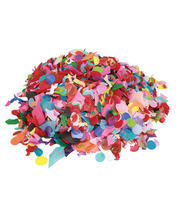 Paper Confetti Multi Coloured - 1kg