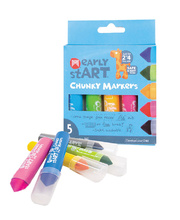 Early stART® Chunky Marker - 5pk