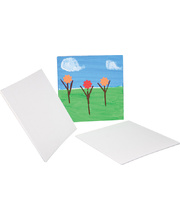 Canvas Board - 203 x 254mm