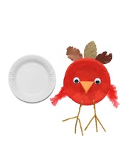 Paper Plates White 50pk - Small