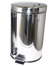 Pedal/Step Bin 20L - Stainless Steel