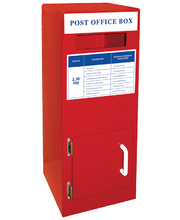 Santoys Post Office Mail Box