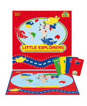 *SPECIAL: SPECIAL - Little Explorers Board Game
