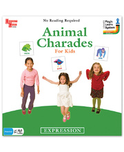 *SPECIAL: Play'n Learn Animal Charades Game