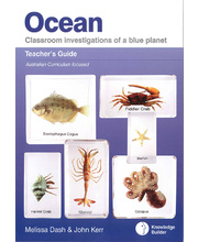*Mini Beasts Book - Ocean Investigations of a Blue Planet