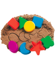 Sand Moulds - Shapes Assorted 16pk