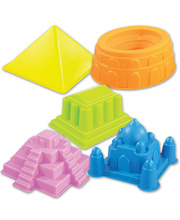 Hape Sand Moulds - Set of 5