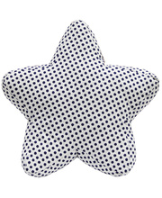 *SPECIAL: Indoor Linen & Cotton Cushion - Star Spot