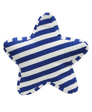 *SPECIAL: Indoor Linen & Cotton Cushion - Star Wide Stripe