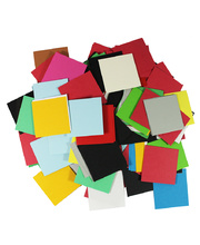 Pre Cut Recycled Paper 100g - Squares 50mm