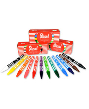 Strand Crayons - Assorted Colours 12pk