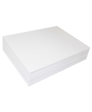 White Litho Paper Premium 100gsm - 1/2 Easel 380 x 510mm 500pk