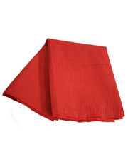 Crepe Paper 2.5m x 500mm - Red