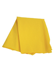 Crepe Paper 2.5m x 500mm - Yellow