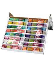 Crayola Twistable Crayons - Assorted Colours 240pk