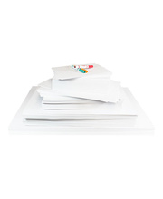 White Easel Paper 80gsm - 450 x 630mm 500pk