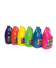 Candy Colours Paint 2L - Set of 6