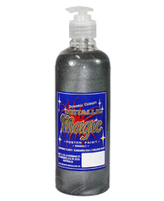 Metallic Lustre Paint 500ml - Silver