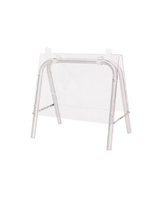Aluminium Table Top Easel with Clear Boards
