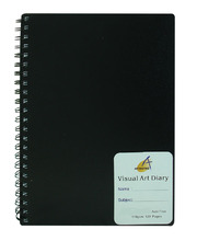 Visual Art Diary 110gsm - A3 120 page