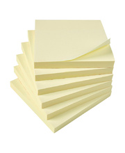 Highland Sticky Notes - Yellow (6549) 12pk