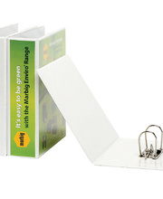 *SPECIAL: Marbig Enviro Insert Lever Arch File A4 - White