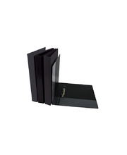 *SPECIAL: Marbig Enviro Insert Binder A4 - 25mm 2D Ring Black
