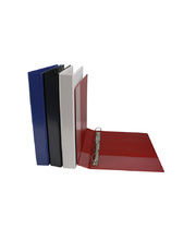 *Marbig Enviro Insert Binder A4 - 25mm 4D Ring Red