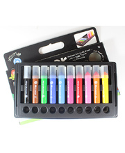 Micador Mega Markers Assorted Colours - 10pk