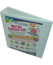 *SPECIAL - Insert Binder A4 2D-R 50mm White